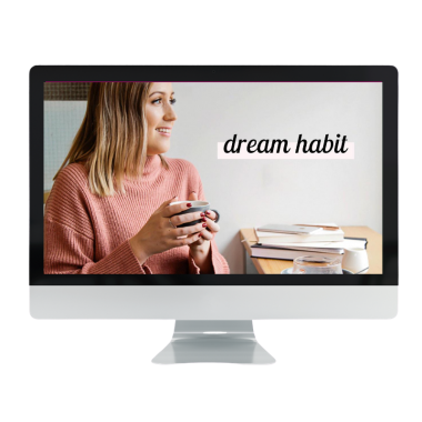 Full-Time Coach - Graphic - Dream Habit