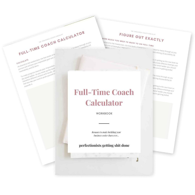 Full-Time Coach - Graphic - Full-Time Coach Calculator